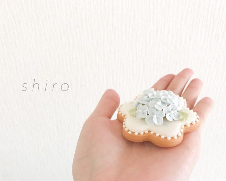 3Dアイシングクッキー